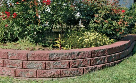 Ep Henry Classic Collection Garden Retaining Wall